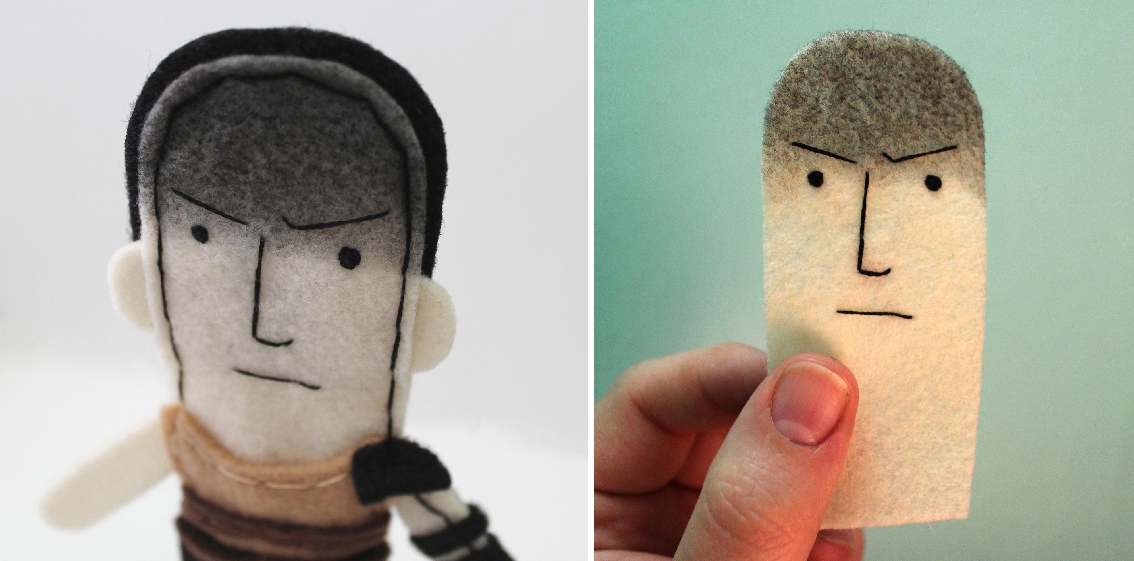Imperator Furiosa Finger Puppet