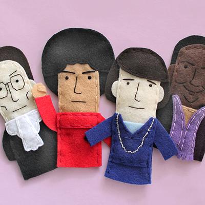 feminist puppets sq